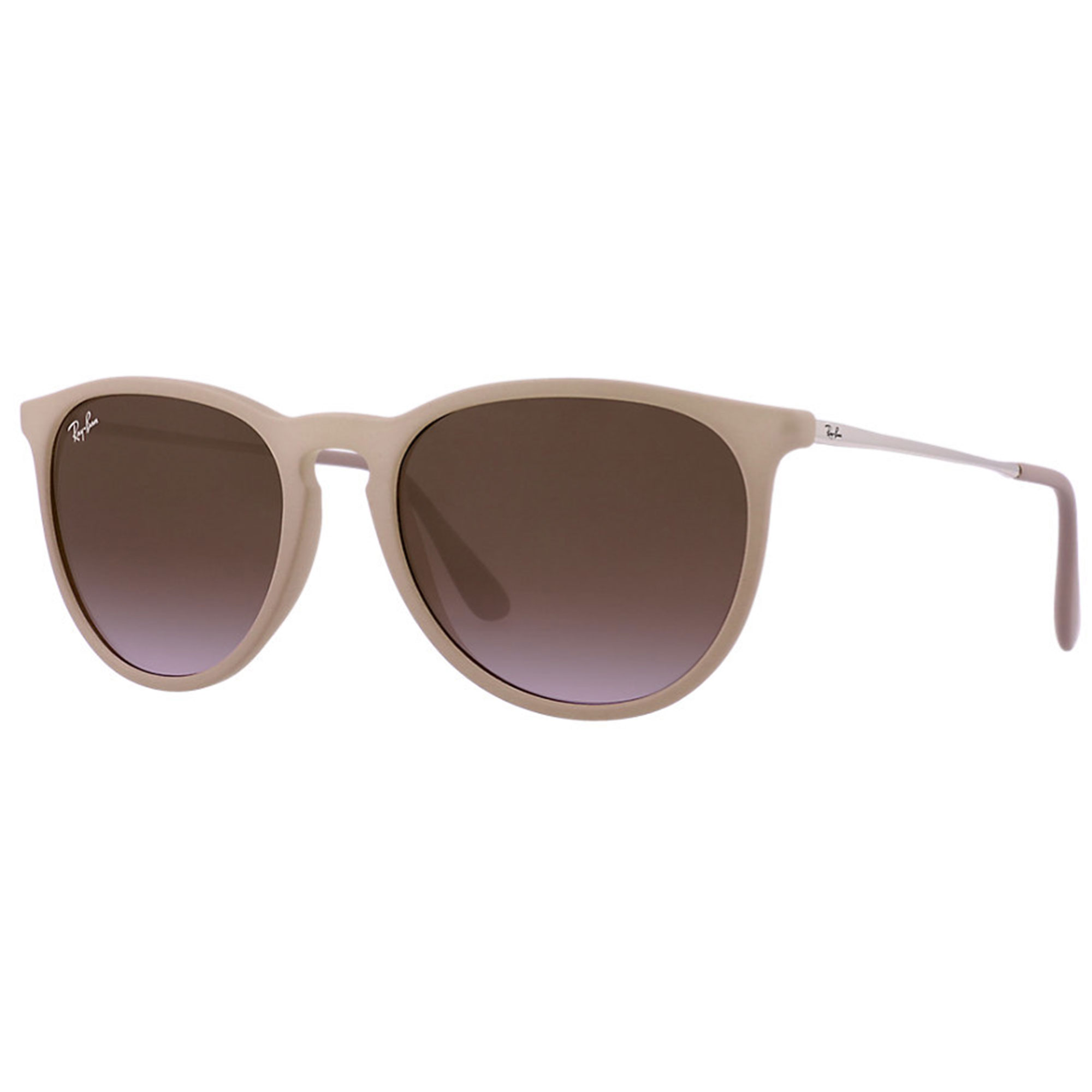 Ray Ban Erika Brown Silver