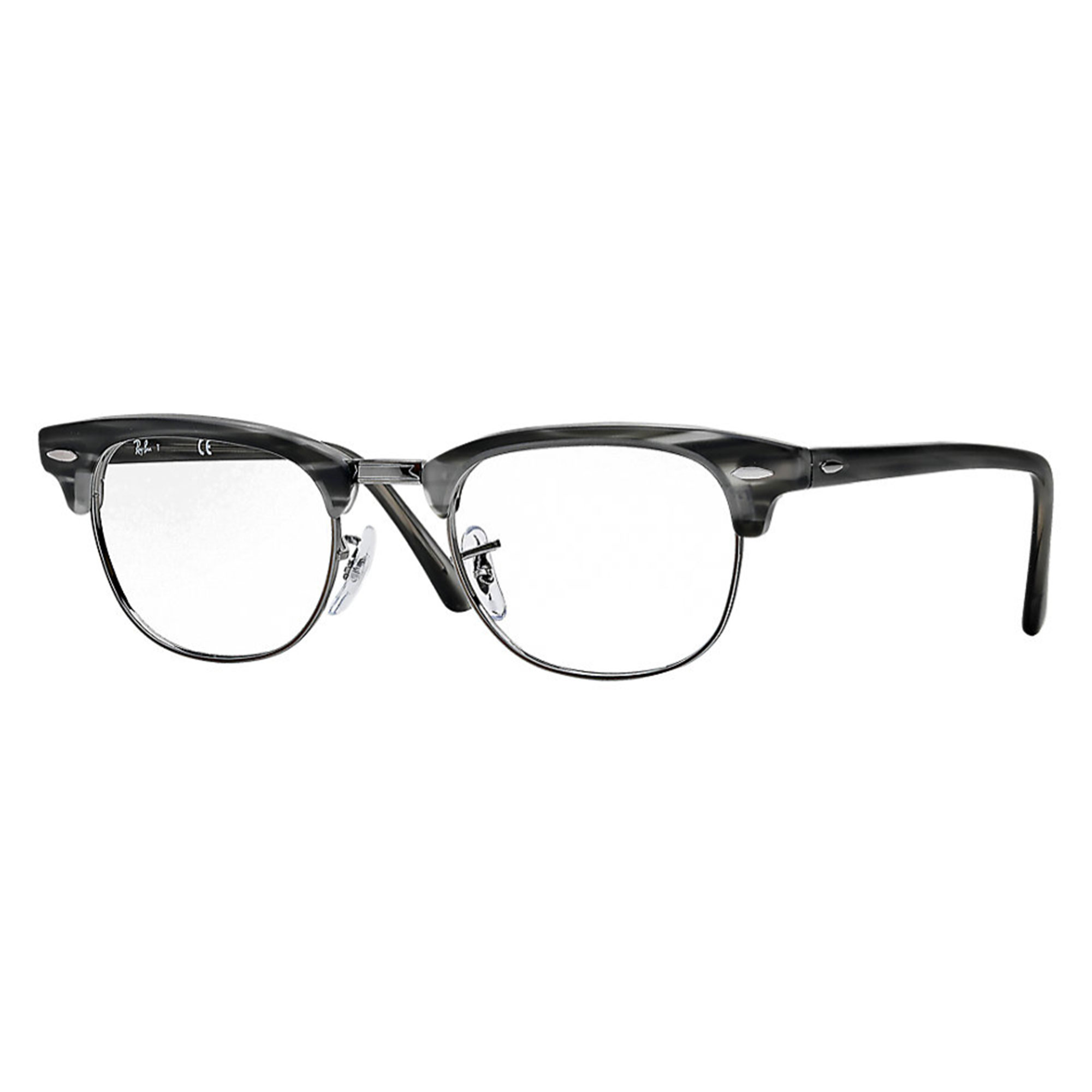 clubmaster 49 21  Ray-Ban Clubmaster Fleck Optics RB5154 5255 49-21 - McConnell ...